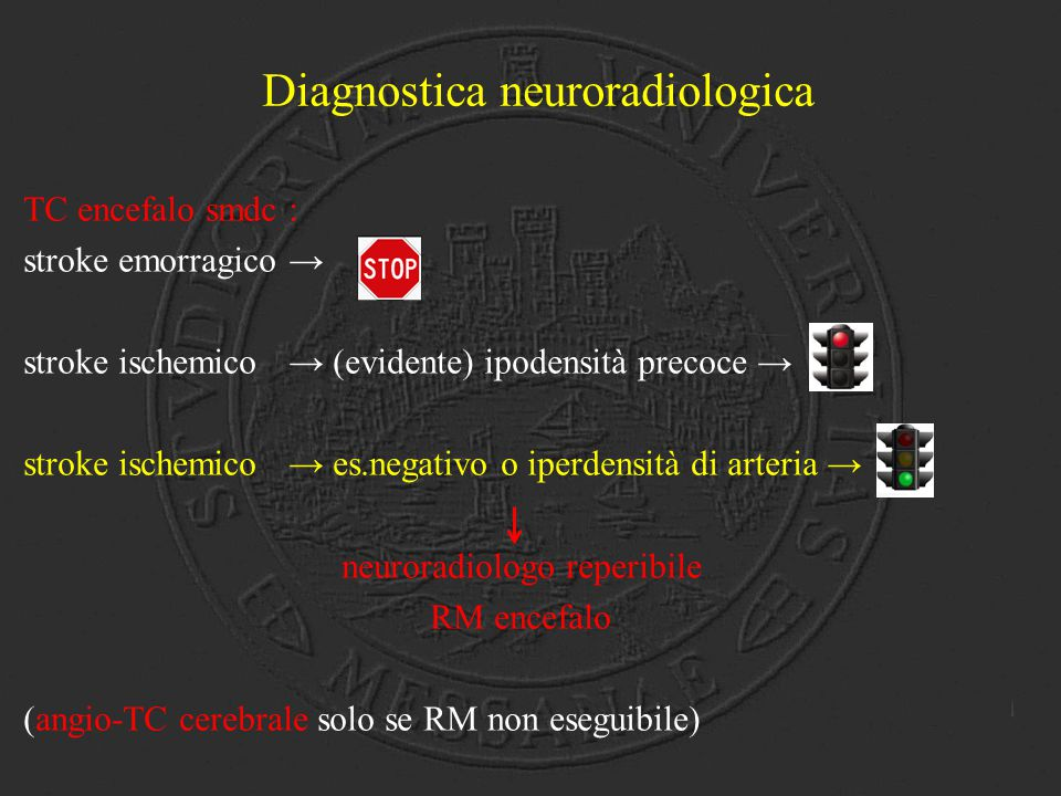 Diagnostica neuroradiologica