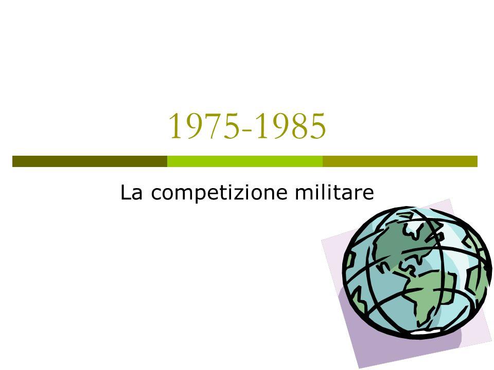 La competizione militare