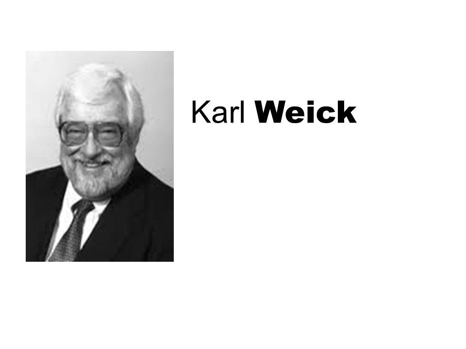 Karl Weick
