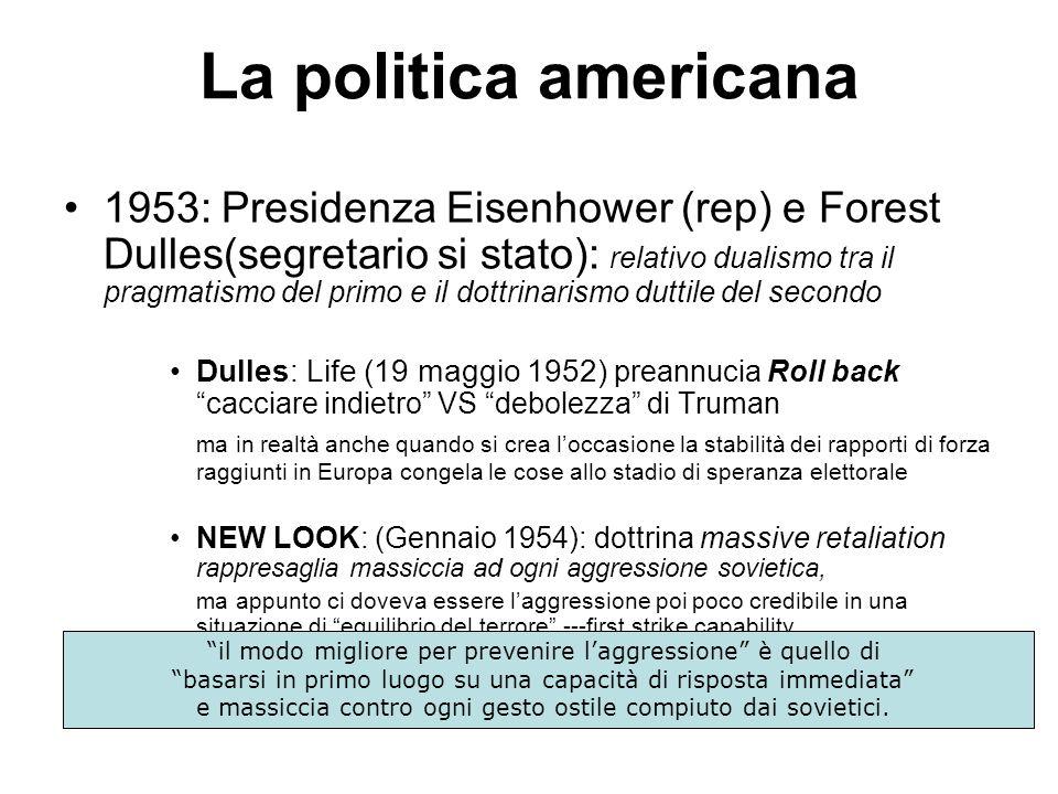 La politica americana