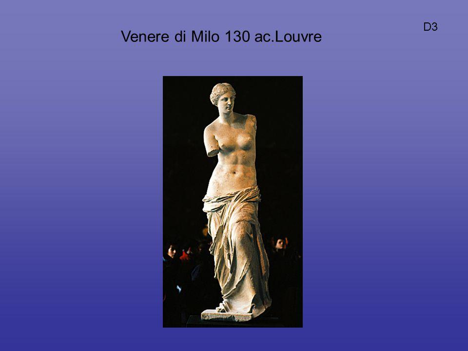 Venere di Milo 130 ac.Louvre
