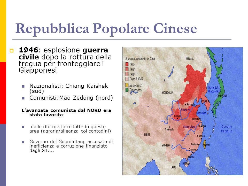 Repubblica Popolare Cinese