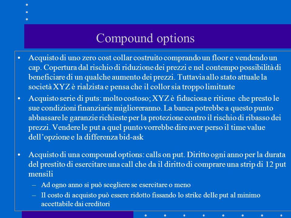 Compound options
