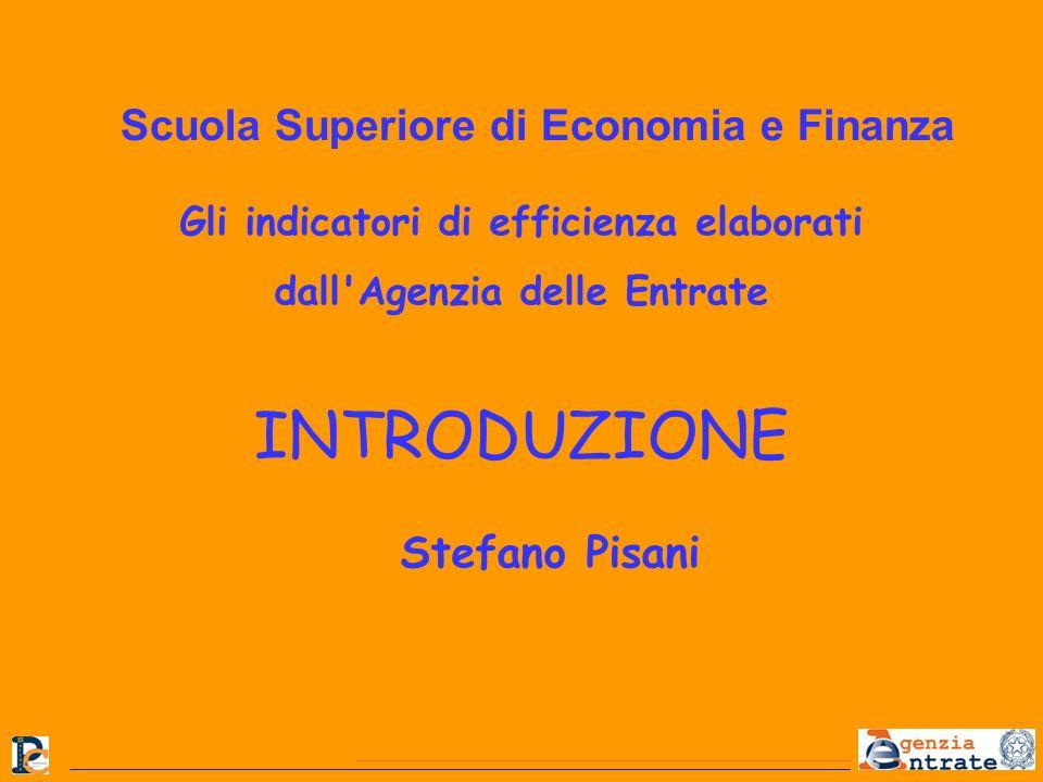Scuola Superiore di Economia e Finanza
