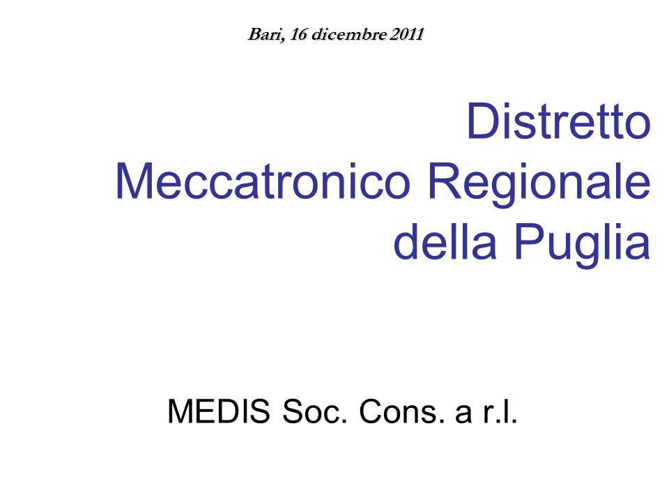 Distretto Meccatronico Regionale della Puglia