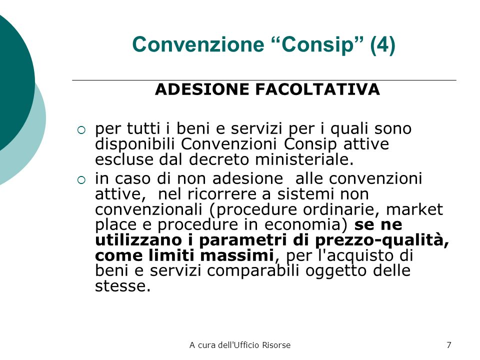 Convenzione Consip (4)