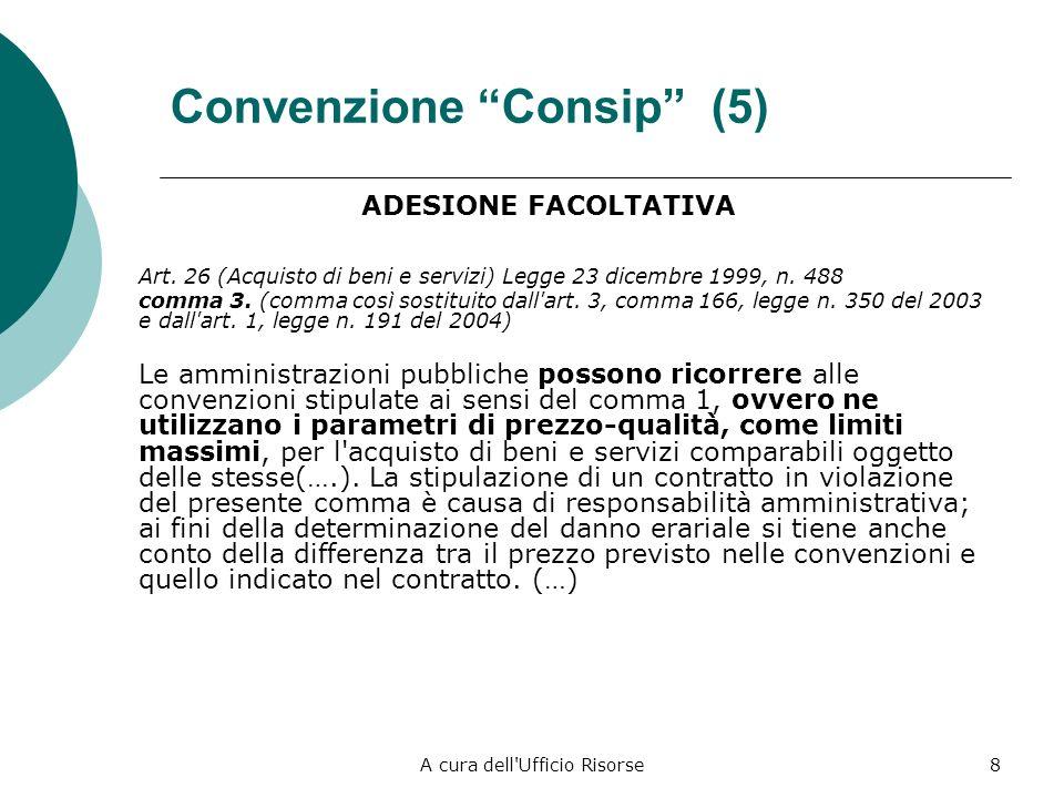 Convenzione Consip (5)