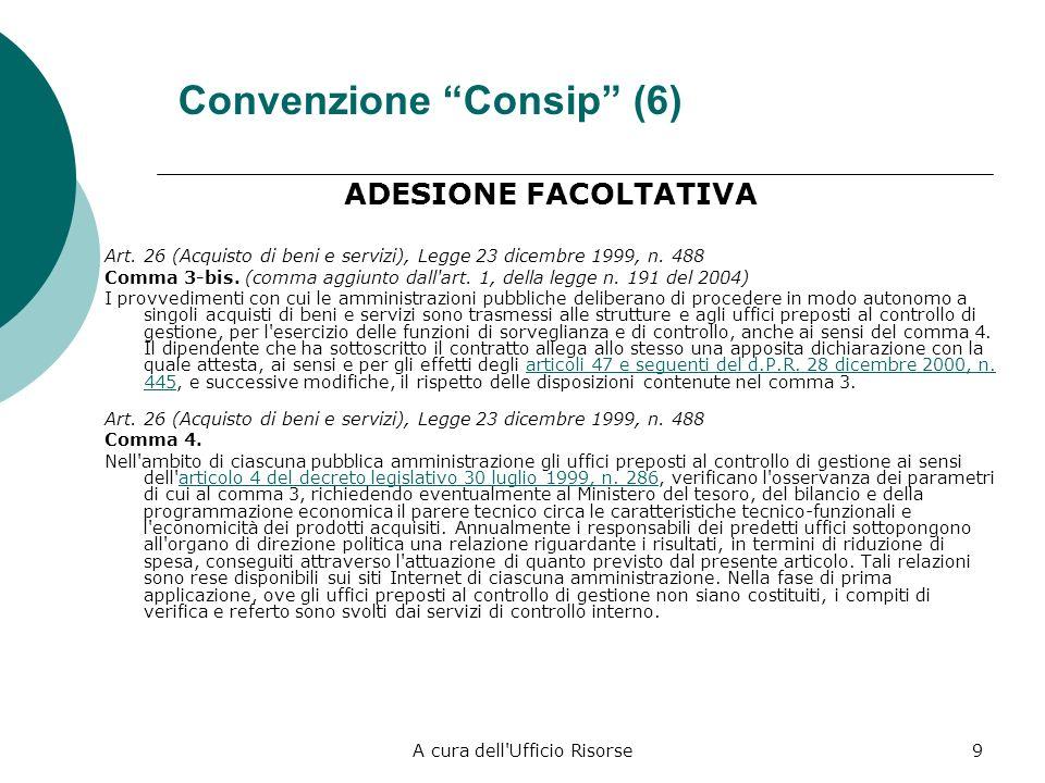 Convenzione Consip (6)