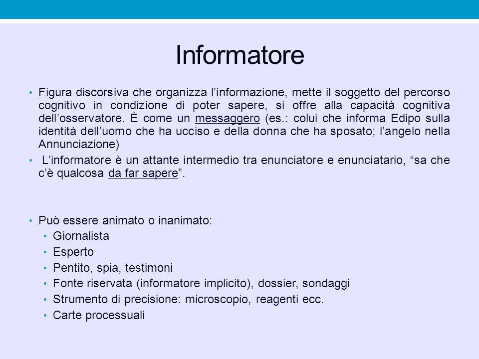 Informatore