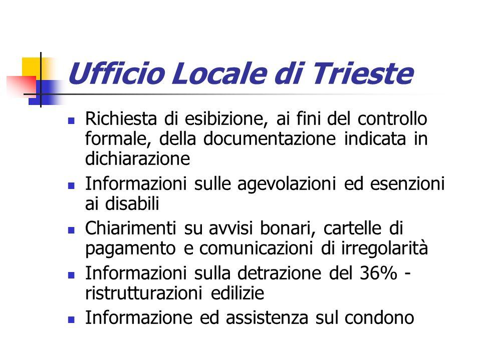 Ufficio Locale di Trieste