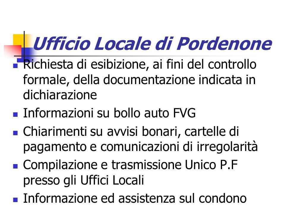 Ufficio Locale di Pordenone