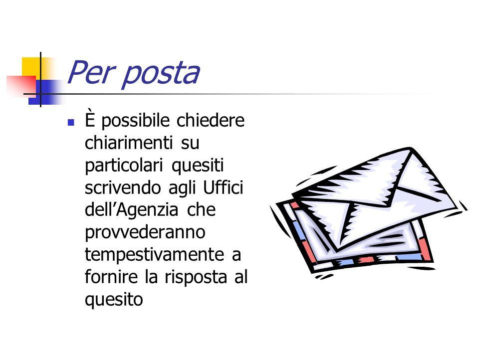 Per posta