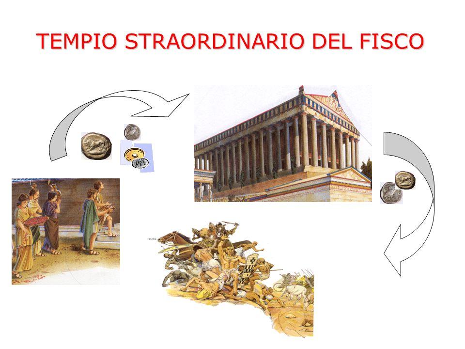 TEMPIO STRAORDINARIO DEL FISCO