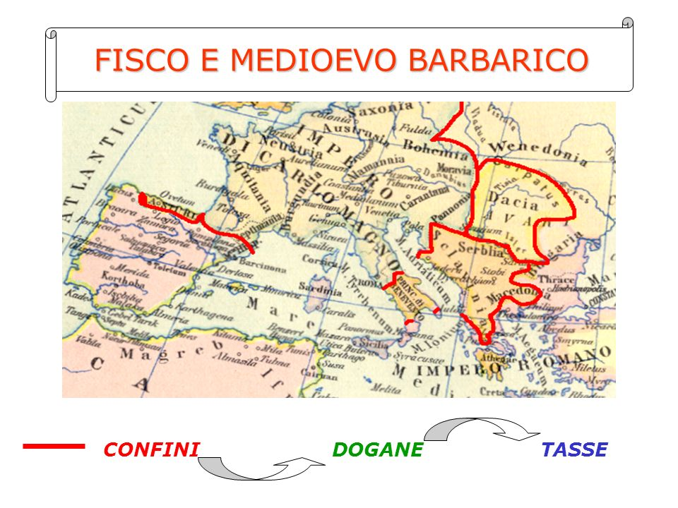 FISCO E MEDIOEVO BARBARICO