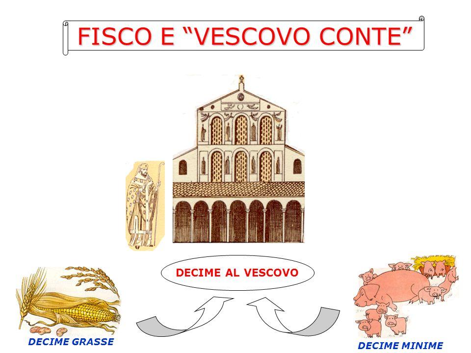 FISCO E VESCOVO CONTE