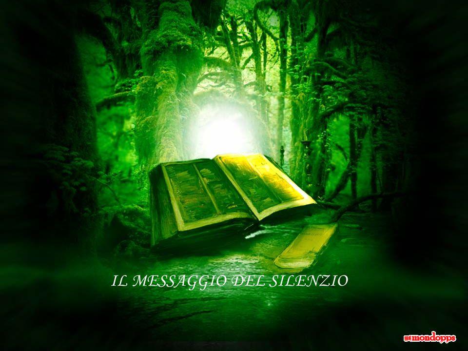 IL MESSAGGIO DEL SILENZIO