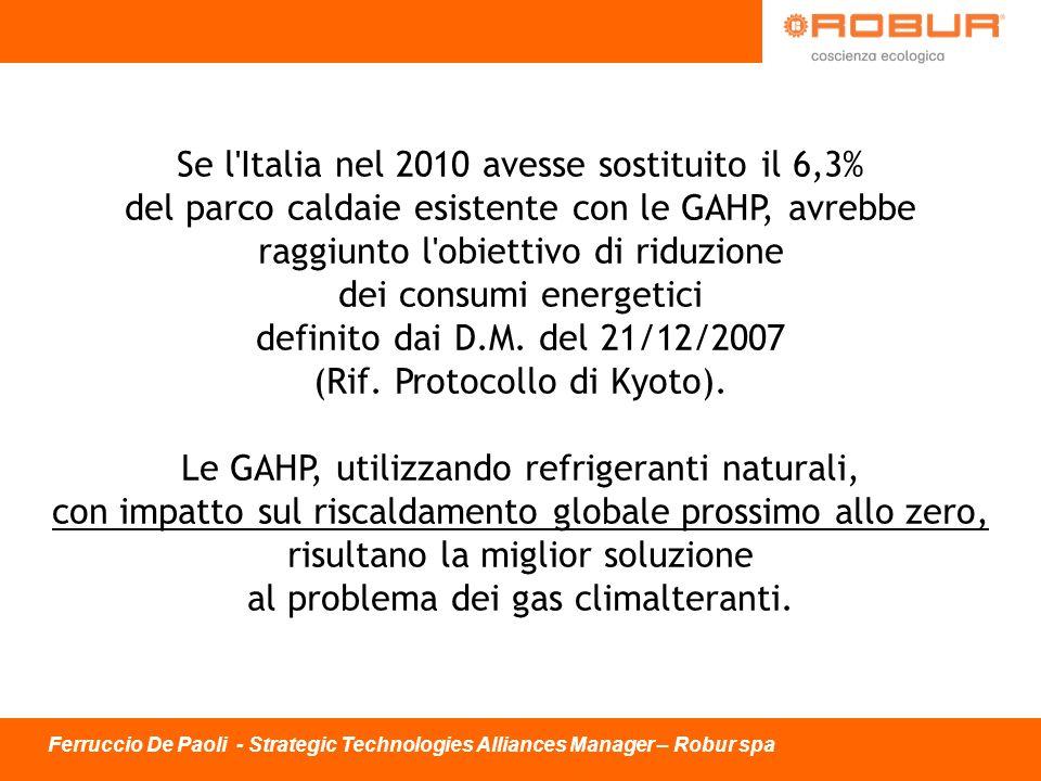 al problema dei gas climalteranti.