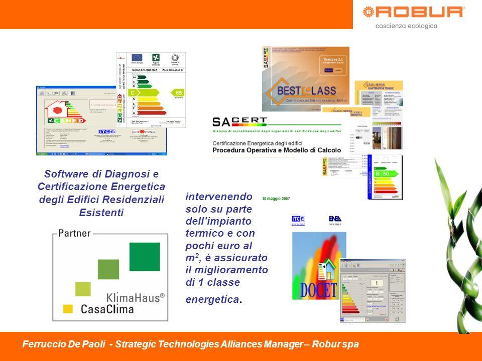 Software di Diagnosi e Certificazione Energetica