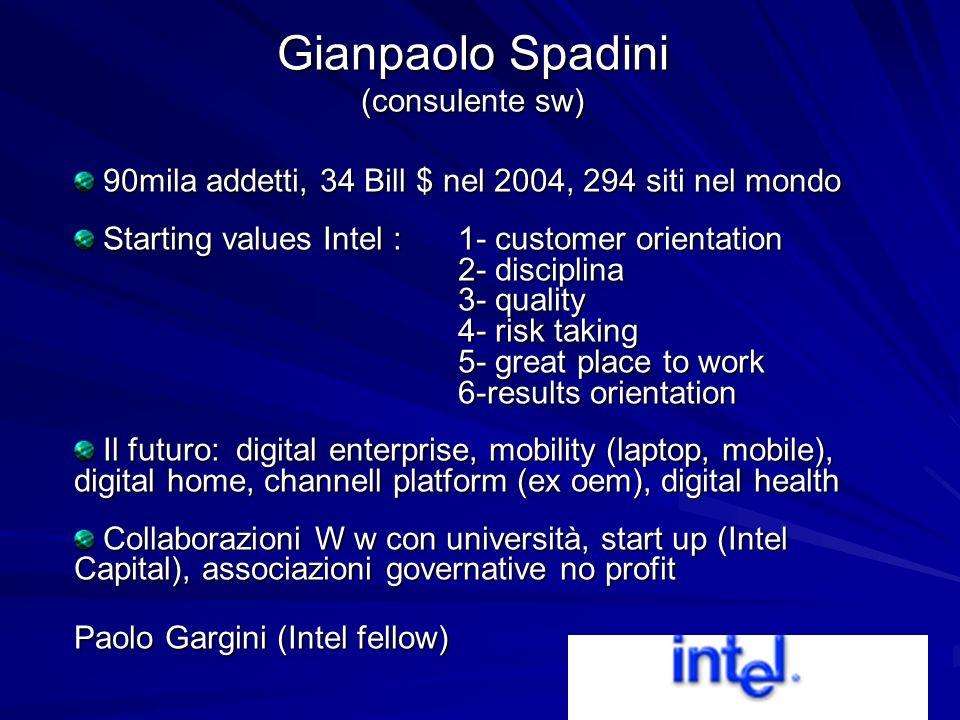 Gianpaolo Spadini (consulente sw)