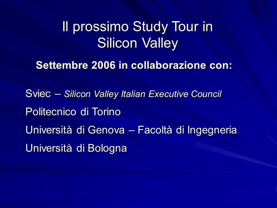 Settembre 2006 in collaborazione con: