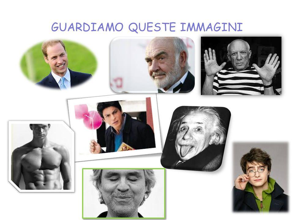 GUARDIAMO QUESTE IMMAGINI