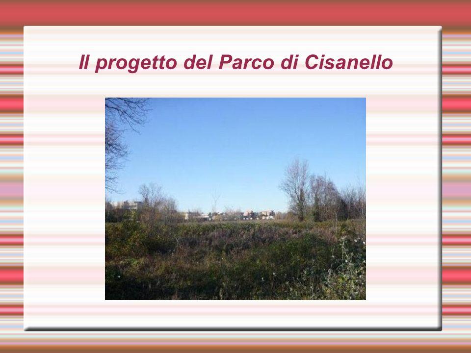 Il progetto del Parco di Cisanello