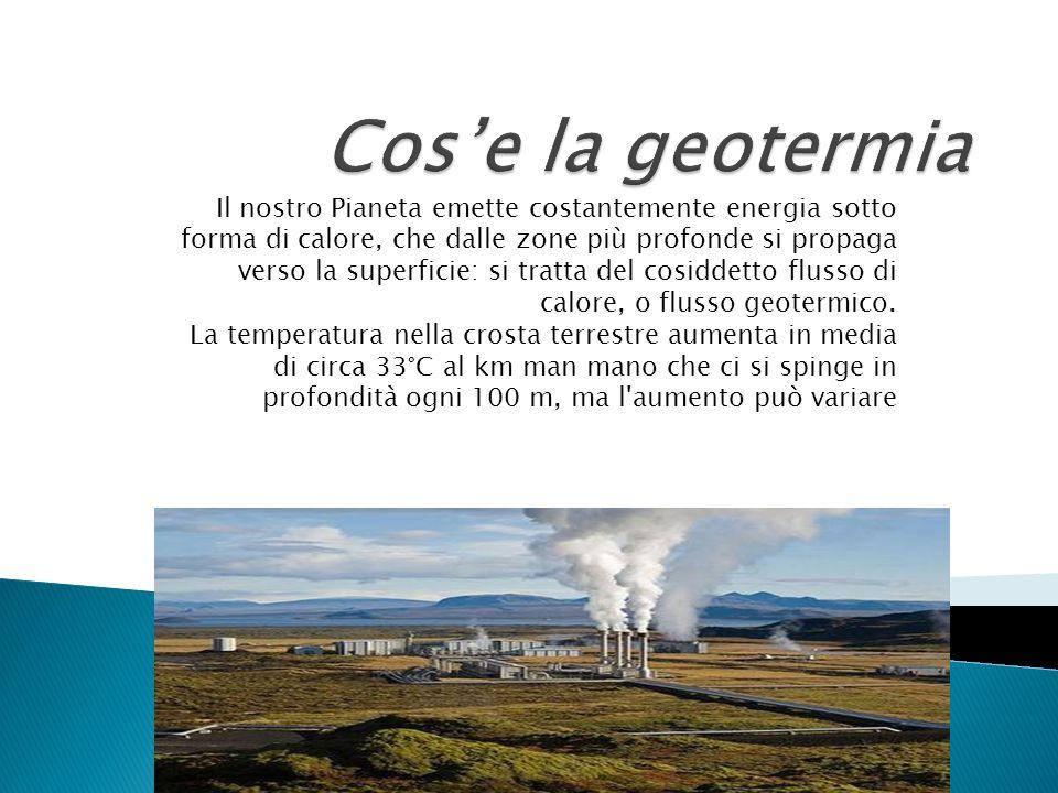 Cos'e la geotermia