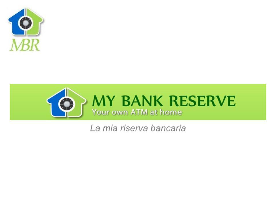 La mia riserva bancaria