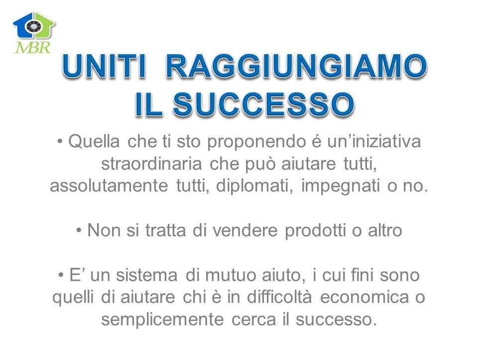 UNITI RAGGIUNGIAMO IL SUCCESSO