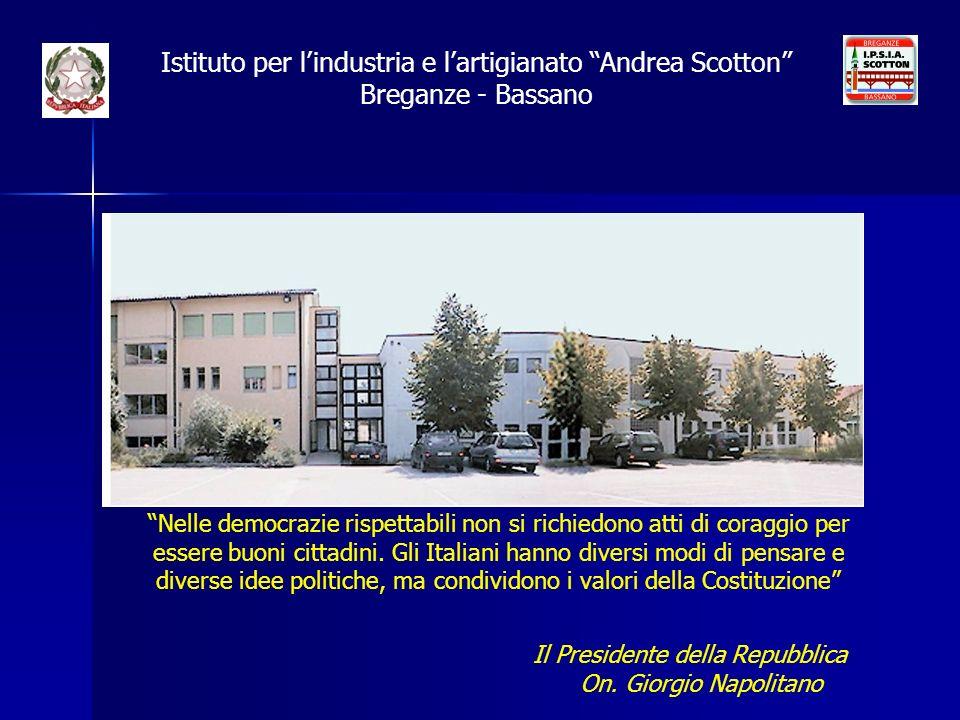 Istituto per l'industria e l'artigianato Andrea Scotton