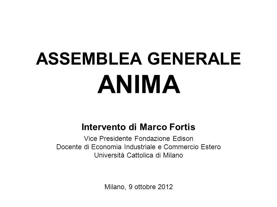 ASSEMBLEA GENERALE ANIMA