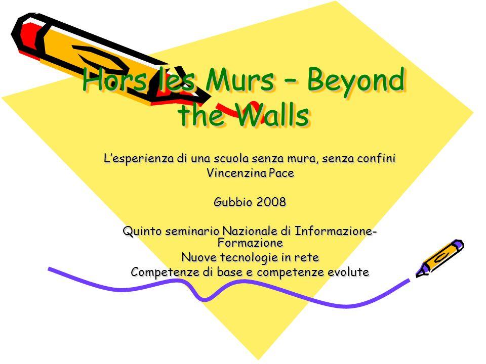 Hors les Murs – Beyond the Walls