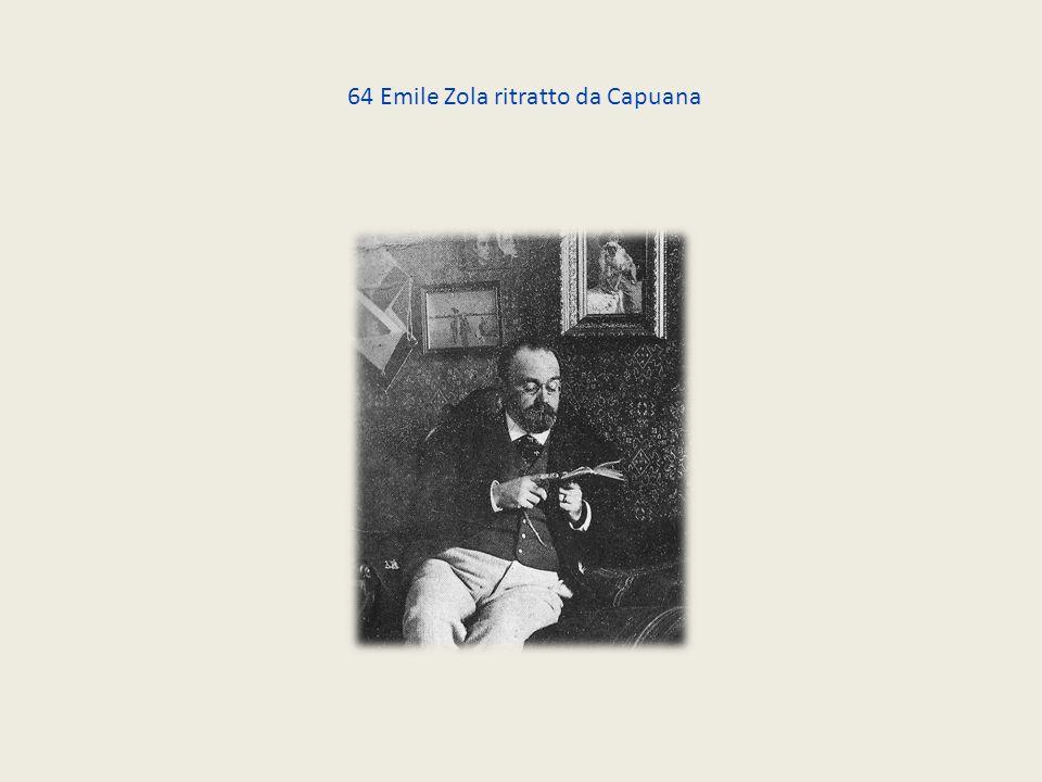 64 Emile Zola ritratto da Capuana