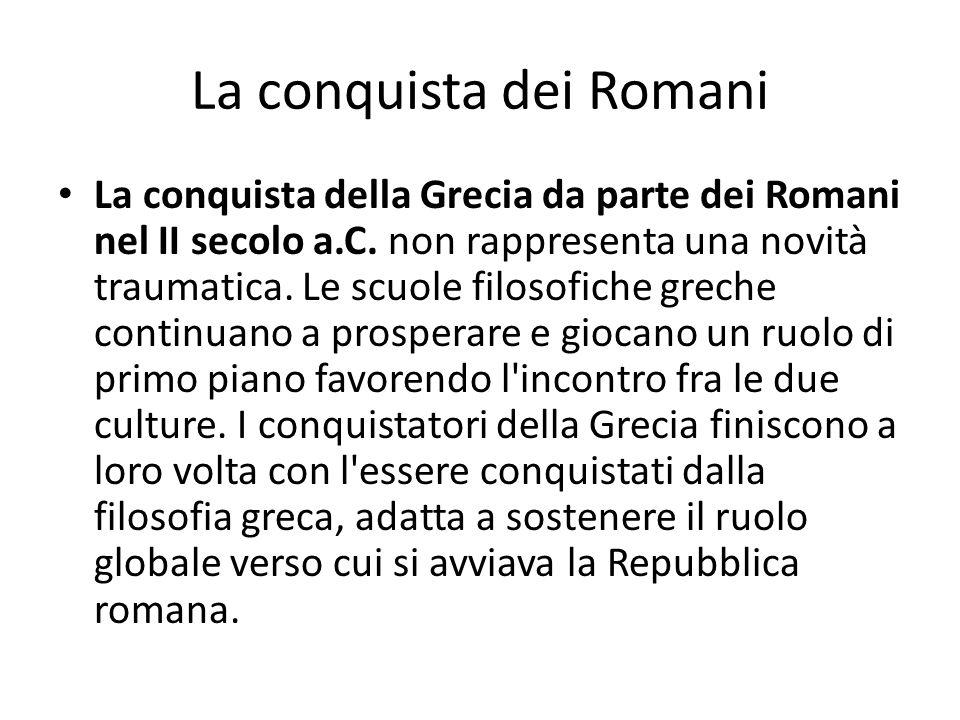 La conquista dei Romani