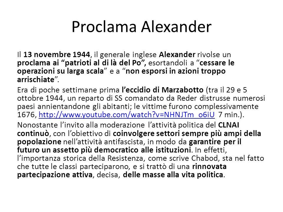 Proclama Alexander