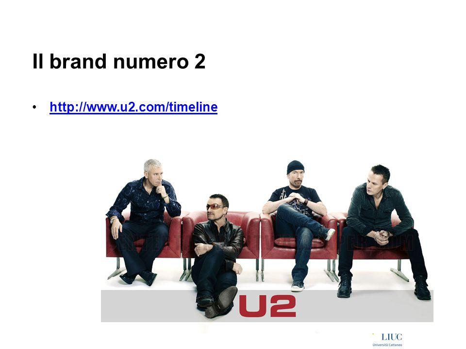 Il brand numero 2 http://www.u2.com/timeline