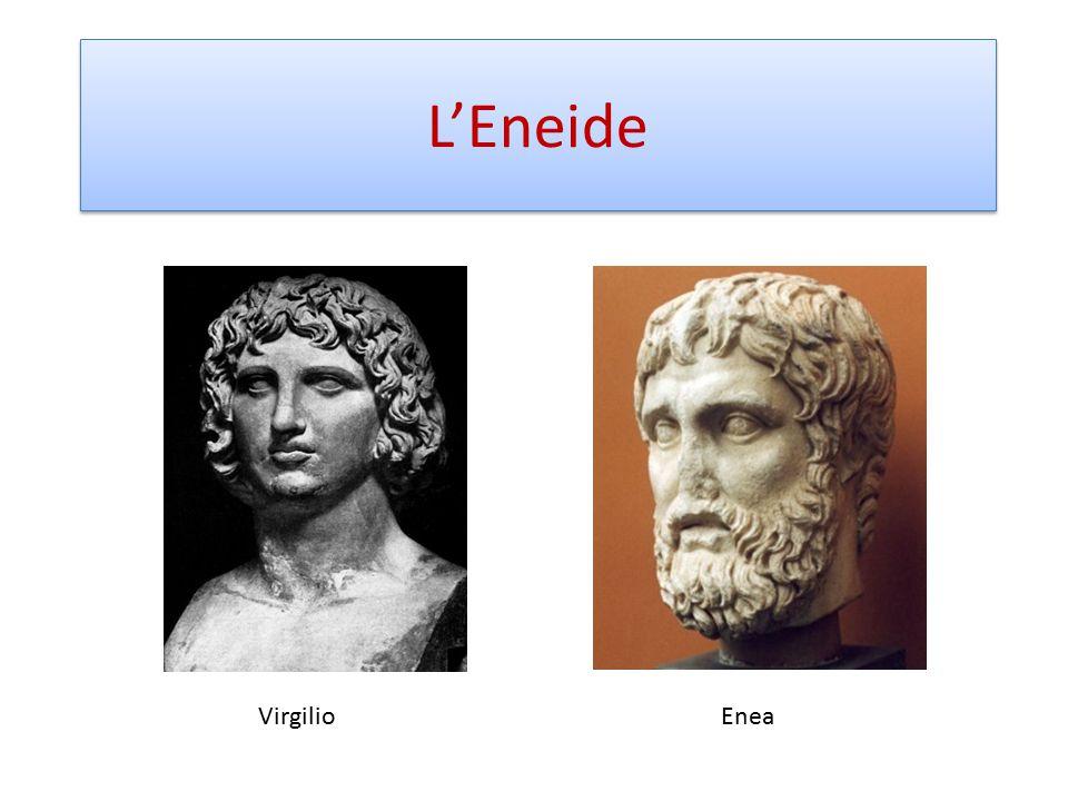L'Eneide Altamura Brunelli Cimino Minetola Virgilio Enea