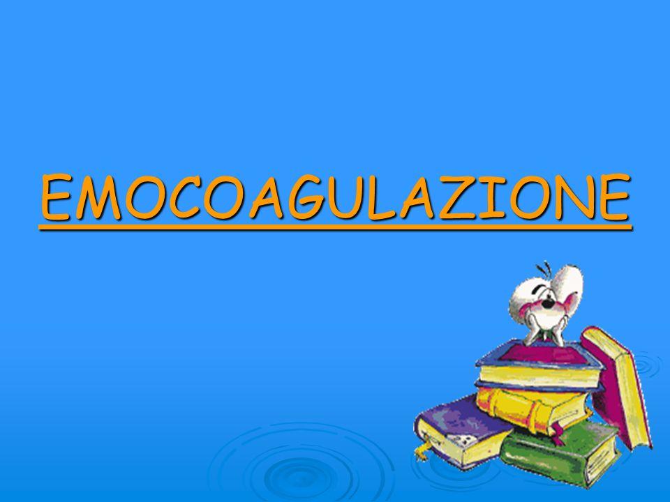 EMOCOAGULAZIONE