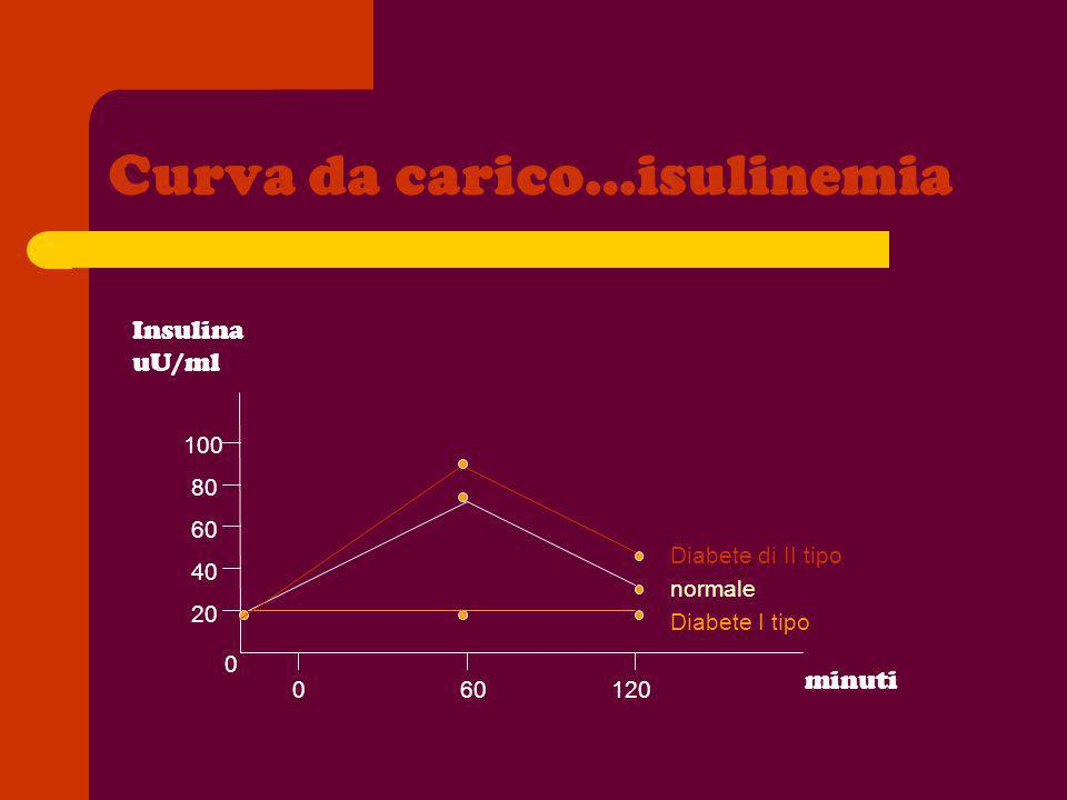 Curva da carico…isulinemia