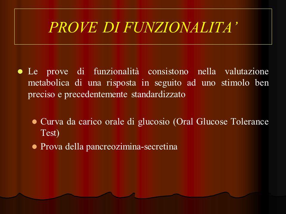 PROVE DI FUNZIONALITA'