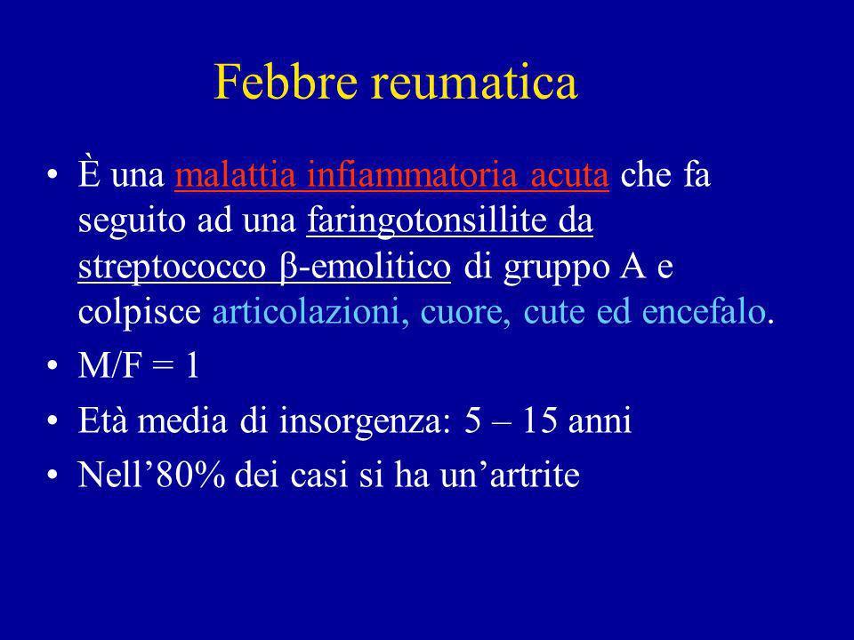 Febbre reumatica