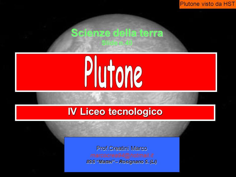Scienze della terra Slide n.40 IISS Mattei – Rosignano S. (LI)