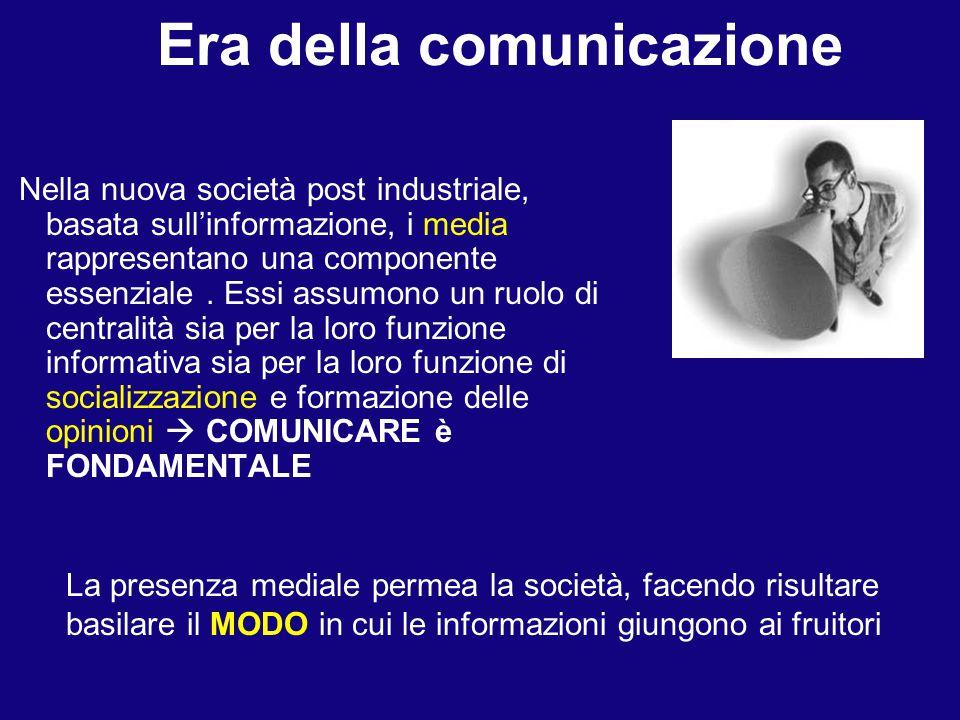 Era della comunicazione