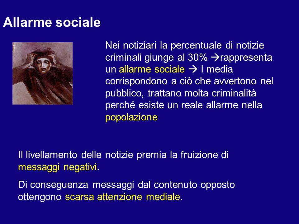 Allarme sociale