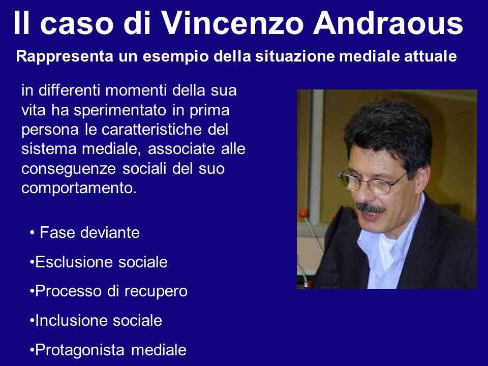 Il caso di Vincenzo Andraous