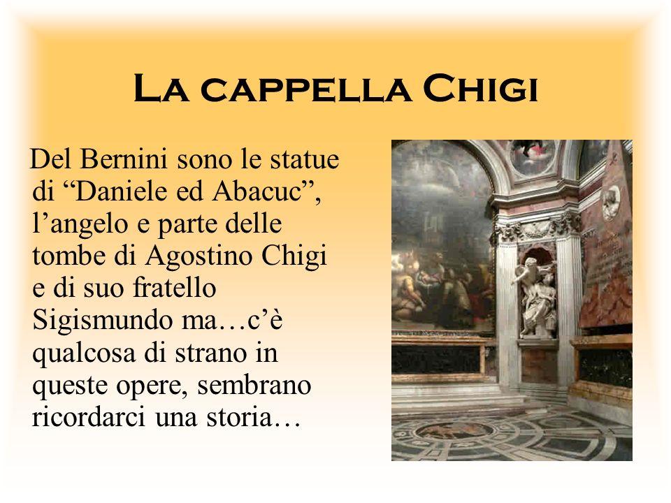 La cappella Chigi