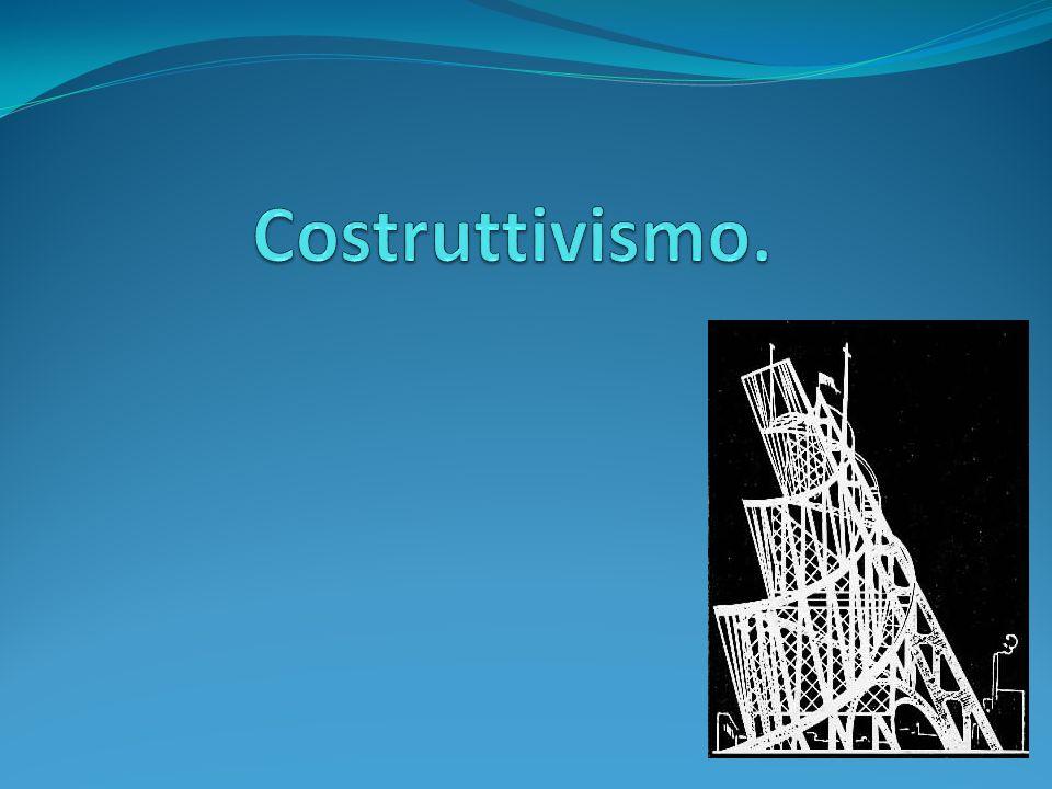 Costruttivismo.
