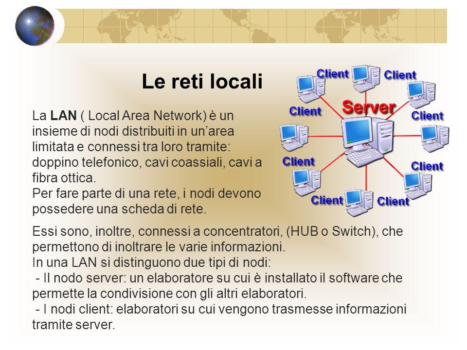 Le reti locali