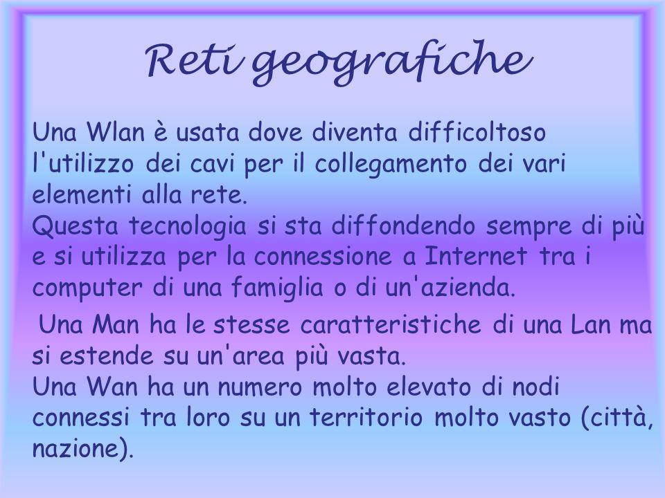 Reti geografiche