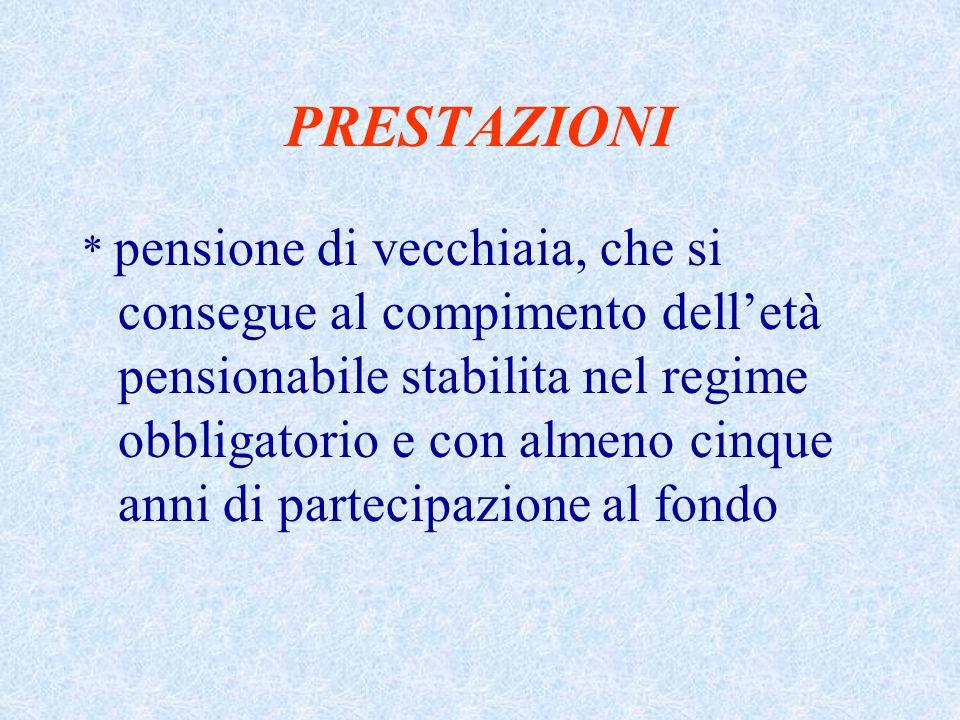 PRESTAZIONI
